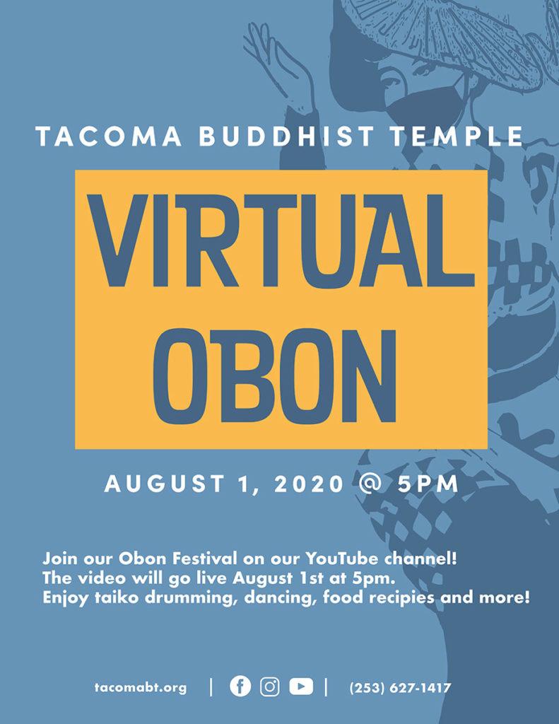 Virtual Obon 2020 - Tacoma Buddhist Temple