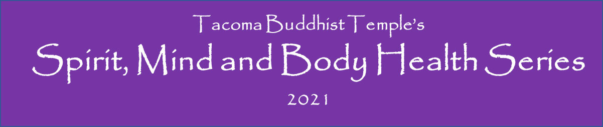 Tacoma Buddhist Temple Yoga Header